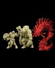 Descent – Expansión – Las Brumas de Castrohiel – Figuras